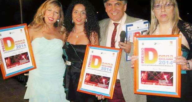 ELENCO PREMIATE PREMIO DONNA SICILIANA 2017 | Premio Donna