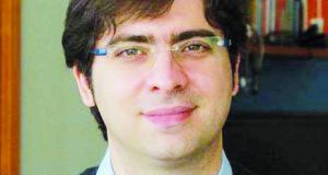 Il nuovo segretario del Pd siracusano, Alessio Lo Giudice.