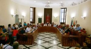 Consiglio comunale Noto 2016
