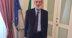 Il commissario del Libero consorzio, Giovanni Arnone.