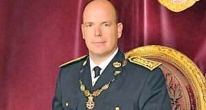 Il principe Alberto II di Monaco.
