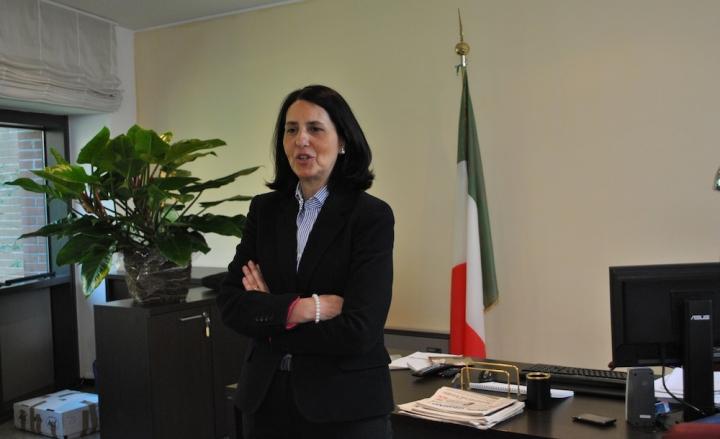 Gabriella ioppolo nominata questore di siracusa siracusa for Ardeatina arredamenti di lupi gabriella