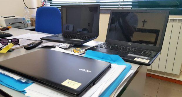 Ladri rubano computer a scuola: uno acciuffato dagli agentiSRlive.it | SRlive.it
